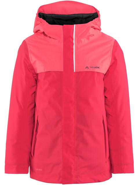 VAUDE Igmu Jacket Girls bright pink